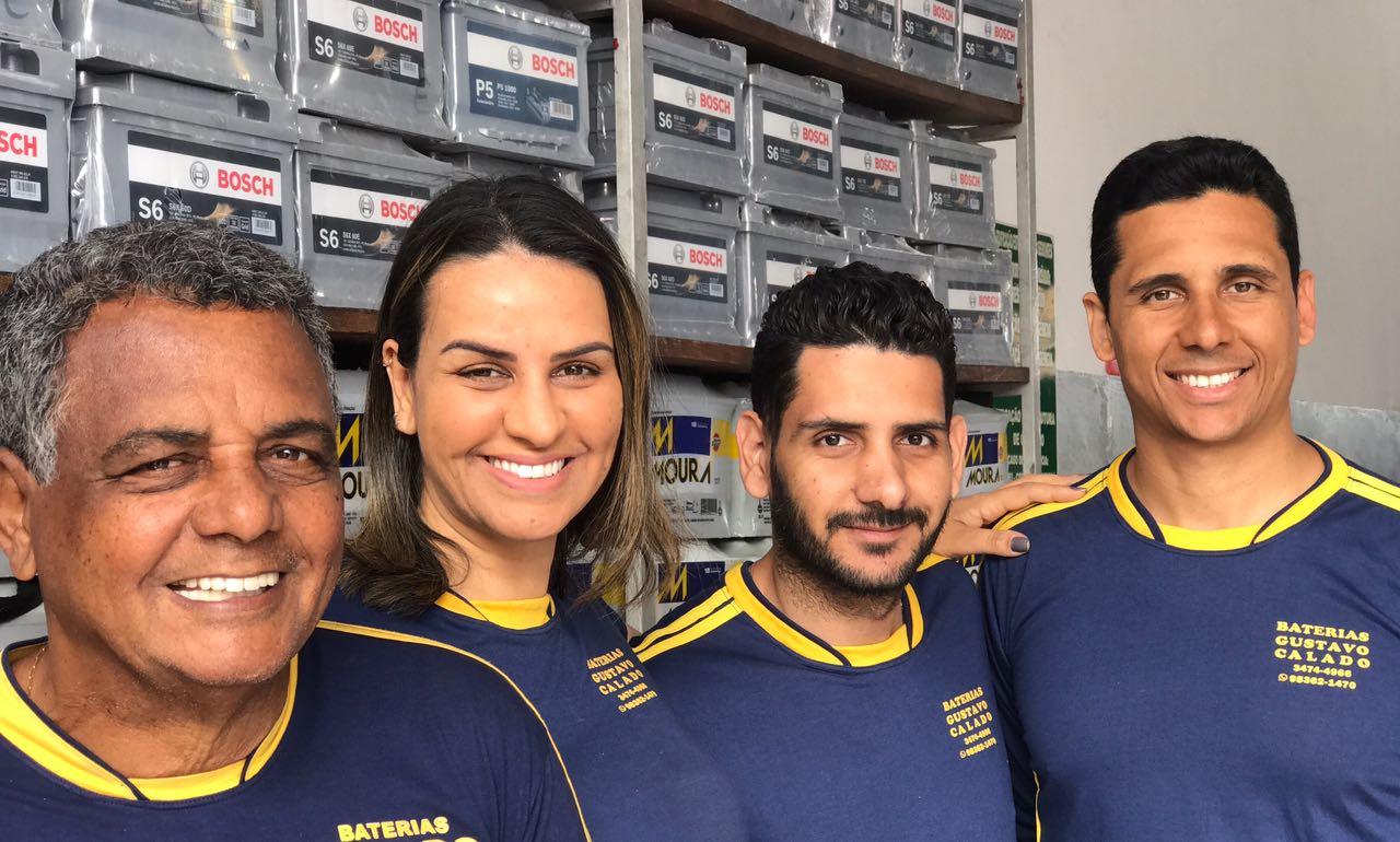 Equipe Gustavo Baterias