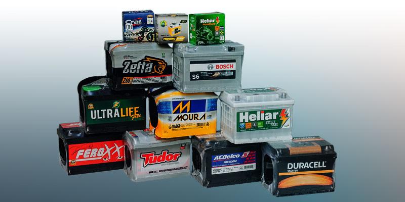 Como escolher bateria automotiva