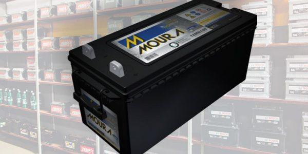 O que é baterias estacionárias