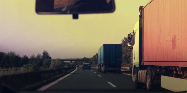 Segurança dos caminhoneiros na estrada